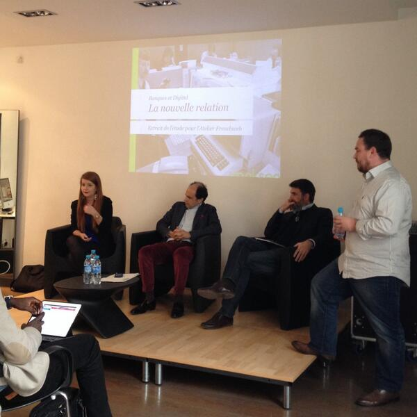 Atelier FrenchWeb : Banque & Digital