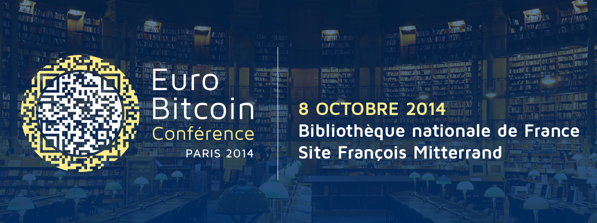 Conférence Euro Bitcoin